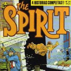 Cómics: THE SPIRIT Nº 24 - WILL EISNER - COMIC BOOKS NORMA. Lote 28093662