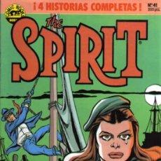 Cómics: THE SPIRIT Nº 41 - WILL EISNER - COMIC BOOKS NORMA. Lote 28093678