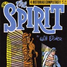 Cómics: THE SPIRIT Nº 35 - WILL EISNER - COMIC BOOKS NORMA. Lote 28093714