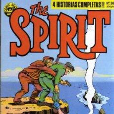 Cómics: THE SPIRIT Nº 36 - WILL EISNER - COMIC BOOKS NORMA. Lote 28093718