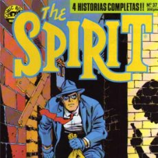 Cómics: THE SPIRIT Nº 37 - WILL EISNER - COMIC BOOKS NORMA. Lote 28093721