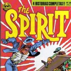 Cómics: THE SPIRIT Nº 38 - WILL EISNER - COMIC BOOKS NORMA. Lote 28093725
