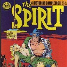 Cómics: THE SPIRIT Nº 16 - WILL EISNER - COMIC BOOKS NORMA. Lote 28129768
