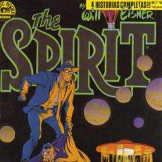 Cómics: THE SPIRIT Nº 10 - WILL EISNER - COMIC BOOKS NORMA. Lote 28129780