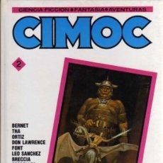 Cómics: CIMOC 2 - RETAPADO CON LOS NÚMEROS 19, 20 Y 21 - NORMA EDITORIAL. Lote 28234311