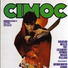 Cómics: CIMOC NÚMERO EXTRA 4 - ESPECIAL AVENTURAS - NORMA EDITORIAL. Lote 28234316