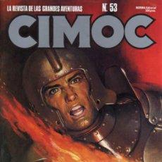 Cómics: CIMOC - Nº 53 - NORMA EDITORIAL. Lote 28234452