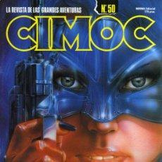 Cómics: CIMOC - Nº 50 - NORMA EDITORIAL. Lote 28234459