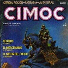 Cómics: CIMOC - Nº 3 - NORMA EDITORIAL. Lote 28234505