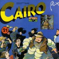 Cómics: CAIRO - Nº 21 - EXTRA DE NAVIDAD - NORMA EDITORIAL. Lote 28241868