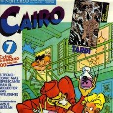 Cómics: CAIRO - Nº 7 - EXTRA DE VERANO - NORMA EDITORIAL. Lote 28241938