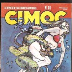 Cómics: CIMOC 51. Lote 28260252