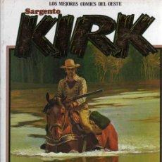 Cómics: SARGENTO KIRK - RETAPADO CON LOS NÚMEROS 1, 2 Y 3 - NORMA COMICS. Lote 28290533