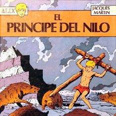 Cómics: ALIX. EL PRÍNCIPE DEL NILO. JACQUES MARTIN. NORMA EDITORIAL. 1ª EDICIÓN - PRECINTADO - Nº 11. Lote 28363319