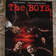 Cómics: THE BOYS. Lote 28537863