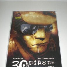 Comics: 30 DIAS DE NOCHE: HISTORIAS DE CHUPASANGRES (MADE IN HELL 85) - NORMA. Lote 28579541