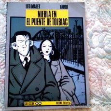 Cómics: NIEBLA EN EL PUENTE DE TOLBIAC (TARDI). Lote 28231473