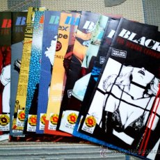 Cómics: BLACK KISS Nº 1 A 12 DE HOWARD CHAYKIN (COLECCION COMPLETA). Lote 28340033