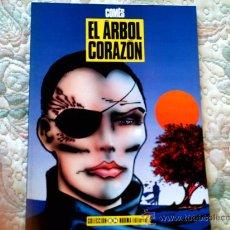 Cómics: EL ARBOL CORAZON DE DIDIER COMES (COL B/N Nº 16). Lote 28343311