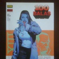 Cómics: 100 BALAS: PARLEZ KUNG VOUS - AZZARELO/ RISSO - NORMA. Lote 28734743