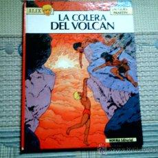 Cómics: ALIX. LA COLERA DEL VOLCAN DE JACQUES MARTIN. Lote 28339637