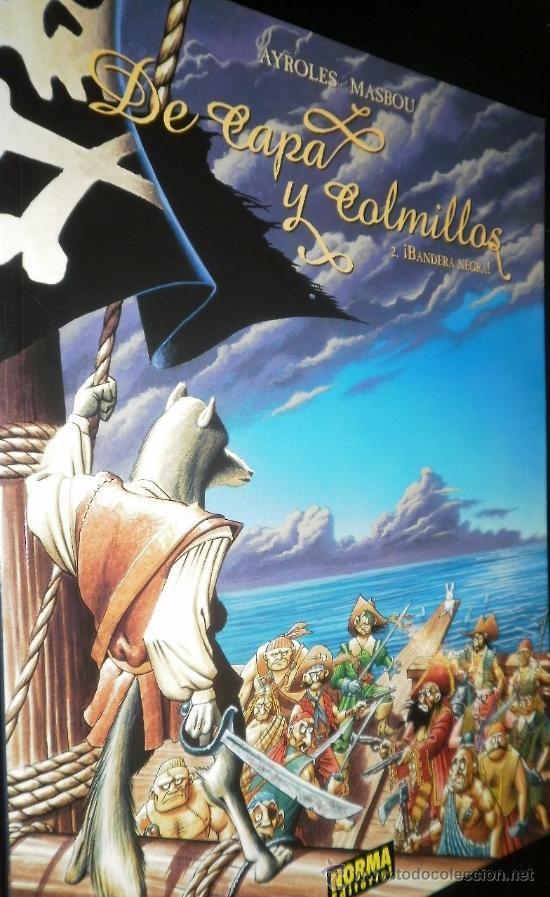 Cómics: De Capa y Colmillos Tomos del 1 al 8 ( 1, 2, 3, 4, 5, 6, 7, 8 ) - Foto 2 - 28766610