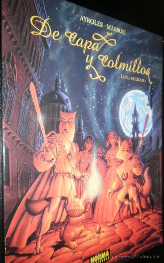 Cómics: De Capa y Colmillos Tomos del 1 al 8 ( 1, 2, 3, 4, 5, 6, 7, 8 ) - Foto 6 - 28766610