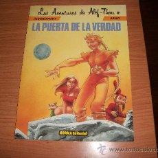 Cómics: LA PUERTA DE LA VERDAD - LAS AVENTURAS DE ALEF-THAU Nº 7 NORMA EDITORIAL . Lote 29104379