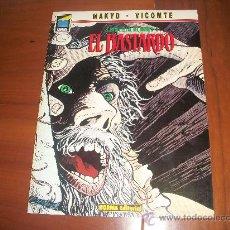Cómics: EL PAIS DEL FIN DEL MUNDO Nº 3 : EL BASTARDO NORMA EDITORIAL 1991.. Lote 29104371