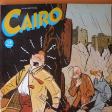 Cómics: CAIRO - EXTRA 16 (NUMEROS 49-50-51). Lote 29088829