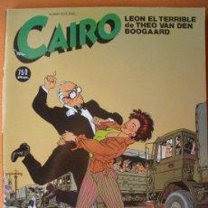 Cómics: CAIRO - EXTRA 15 (NUMEROS 46-47-48). Lote 29088877
