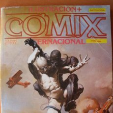 Cómics: COMIX INTERNACIONAL - 3 NUMEROS. Lote 29089492