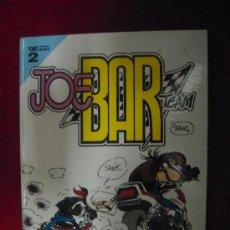 Cómics: JOE BAR TEAM 2 - FANE - TAPA DURA. Lote 29300761