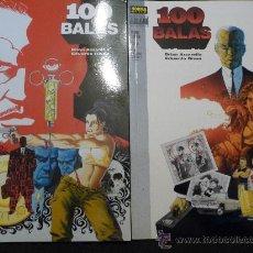 Cómics: 100 BALAS. PRIMER DISPARO. COMPLETA. NORMA EDITORIAL. Lote 29413208