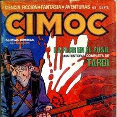Cómics: CIMOC NUEVA ÉPOCA Nº 8 . Lote 29501476
