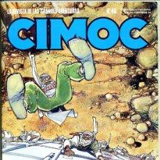 Cómics: CIMOC Nº 46 . Lote 29501493