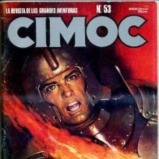 Cómics: CIMOC Nº 53. Lote 29501502