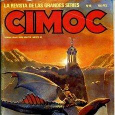 Cómics: CIMOC Nº18. Lote 29501564