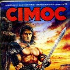 Cómics: CIMOC Nº72. Lote 29501625