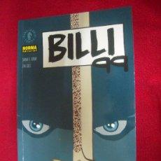 Cómics: BILLI 99 - SARAH E. BYAM & TIM SALE - DARK HORSE COMICS - RUSTICA B/N 200 PAG.. Lote 29563206