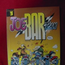 Cómics: JOE BAR TEAM 3 - FANE - CARTONE. Lote 143112718