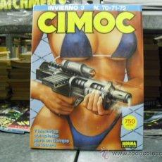 Cómics: CIMOC INVIERNO EXTRA - TOMO 3 - 3 NÚMEROS (70-71-72) - NORMA EDITORIAL. Lote 29688918