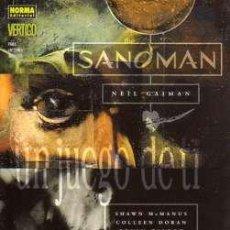 Cómics: SANDMAN VOL.5 : UN JUEGO DE TI (NORMA,2004) - RUSTICA - NEIL GAIMAN. Lote 29823339
