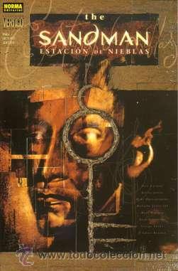 SANDMAN VOL.4 : ESTACION DE NIEBLAS (NORMA,2003) - RUSTICA - NEIL GAIMAN (Tebeos y Comics - Norma - Comic USA)