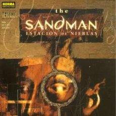 Comics : SANDMAN VOL.4 : ESTACION DE NIEBLAS (NORMA,2003) - RUSTICA - NEIL GAIMAN. Lote 166259036