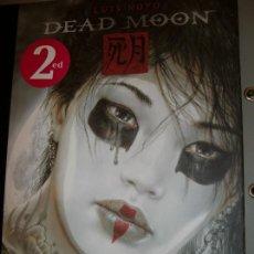 Cómics: LUIS ROYO // DEAD MOON // 2011 - 2ª EDICION. Lote 29857573