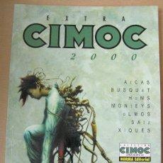 Cómics: EXTRA CIMOC 2000 – CIMOC EXTRA COLOR 173 – HISTORIAS COMPLETAS - NORMA ED AÑO 2000 – NUEVO. Lote 144770532