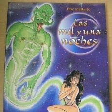 Fumetti: LAS MIL Y UNA NOCHES – CIMOC EXTRA COLOR 187 – NORMA ED. AÑO 2002 – NUEVO (PRECINTADO). Lote 100871190