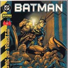 Cómics: BATMAN: TIERRA DE NADIE Nº 8. Lote 29999363