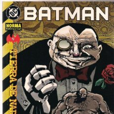 Cómics: BATMAN: TIERRA DE NADIE Nº 9. Lote 29999401